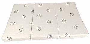 Folding Pack-n-Play Mattress by Sproutwise Kids