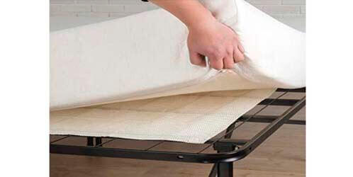 How to Keep a Mattress from Sliding on a Metal Frame