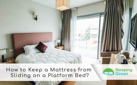 How to Keep a Mattress from Sliding on a Platform Bed