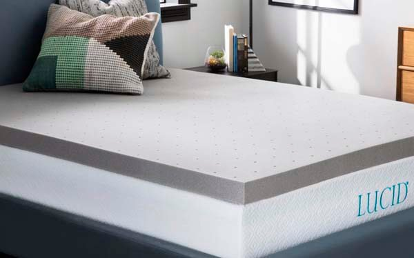 LUCID Mattress Topper