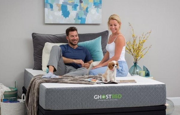 GhostBed Classic