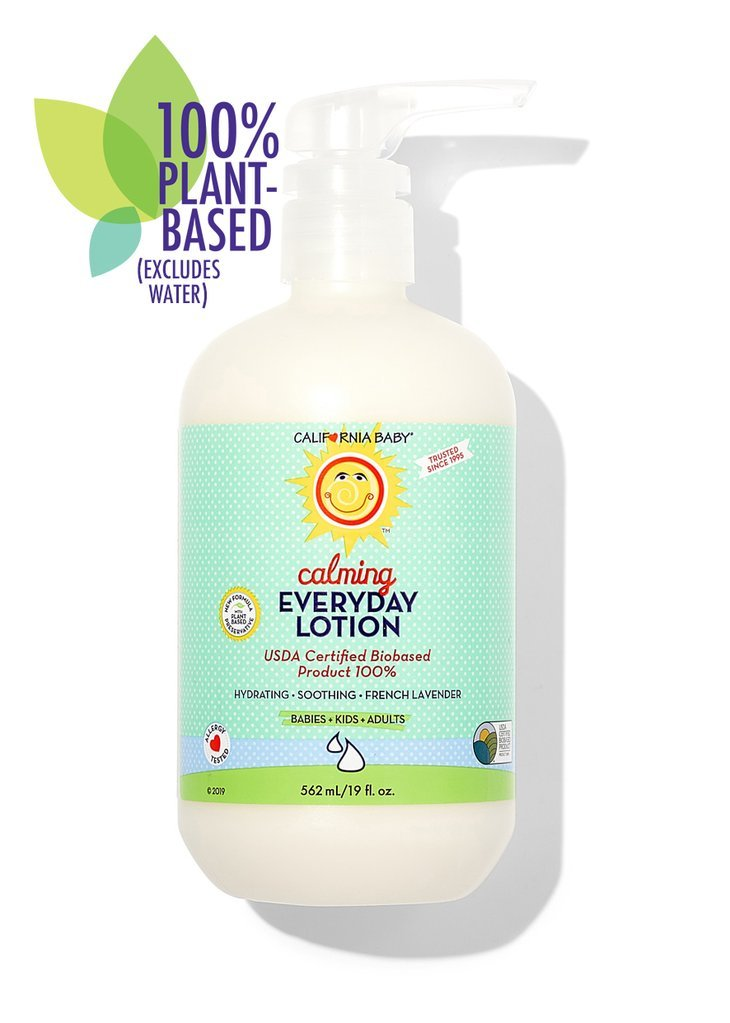 Calming Lotion by California Baby