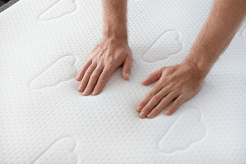 puffy mattress cover review